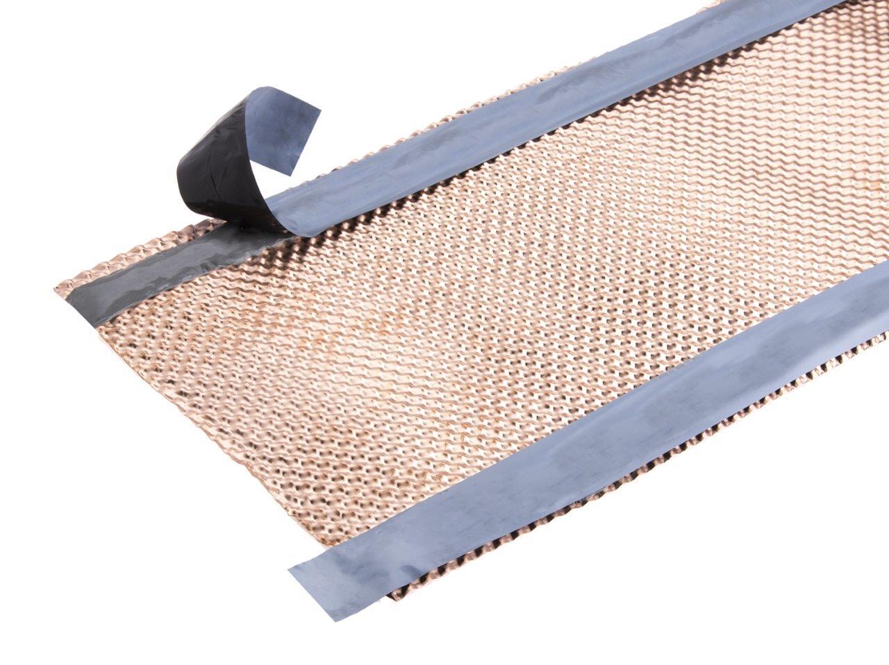 Accessoires pour toitures et outillage pour toitures for Feuille de cuivre toiture